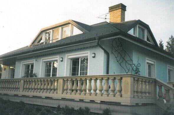 Střechy Kutná Hora - Kurcsa - reference rodinné domy 11