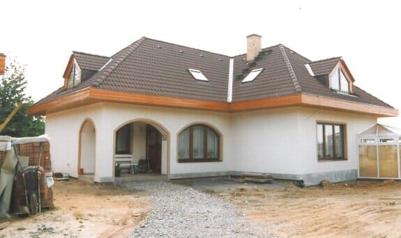 Střechy Kutná Hora - Kurcsa - reference rodinné domy 9
