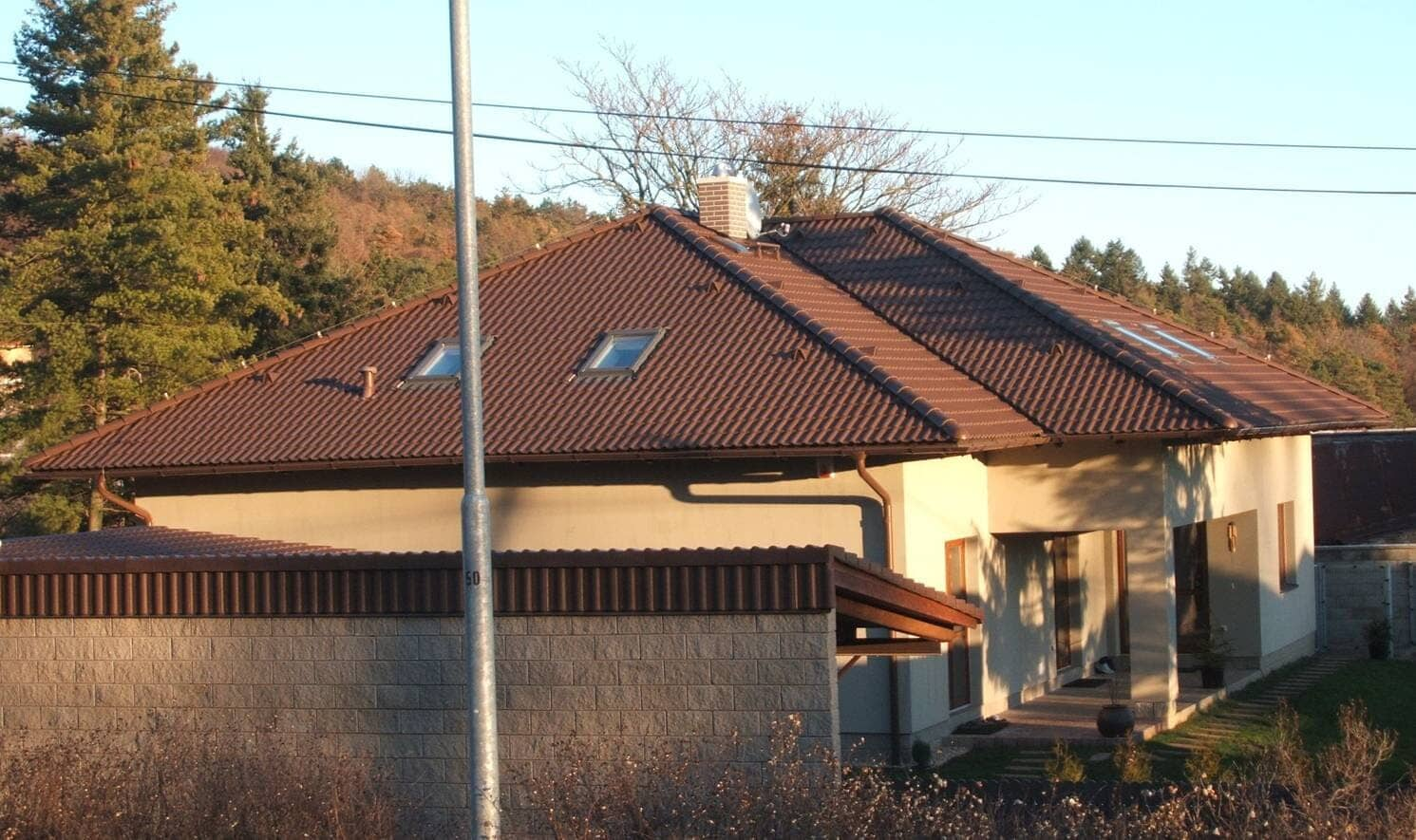 Střechy Kutná Hora - Kurcsa - reference rodinné domy 6