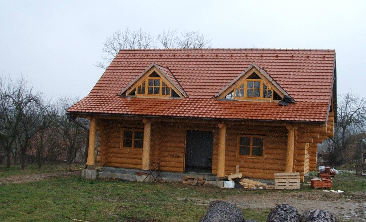 Střechy Kutná Hora - Kurcsa - reference rodinné domy 4