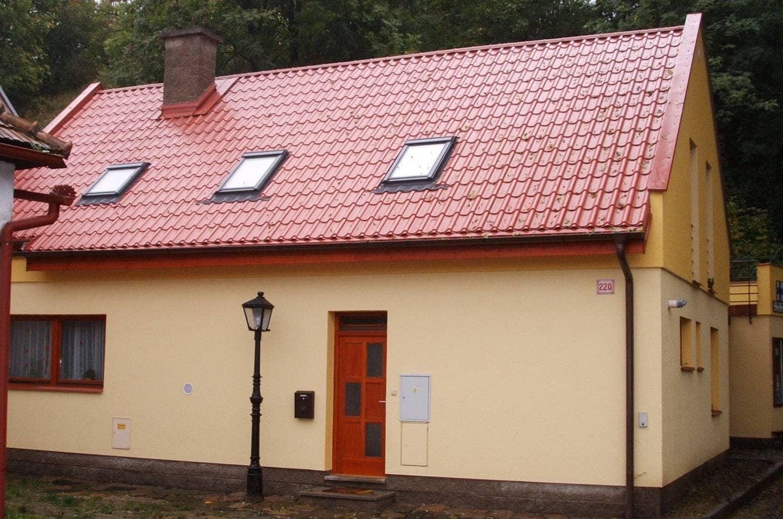 Střechy Kutná Hora - Kurcsa - reference rodinné domy 3