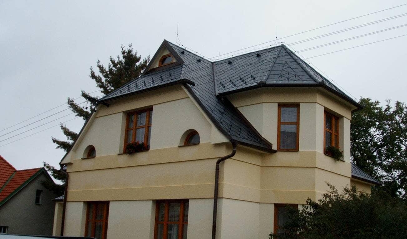 Střechy Kutná Hora - Kurcsa - reference rodinné domy 2